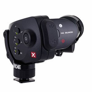 Stereo VideoMic X Rode