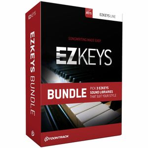 EZkeys Bundle Toontrack