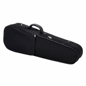Violin Case 1/2 BK/RD Petz
