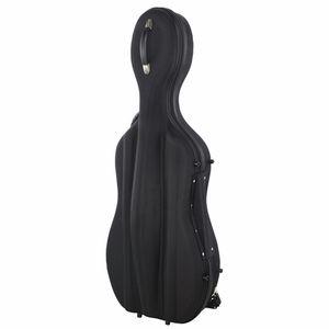 Cello Hardfoam Case 4/4 BK Petz