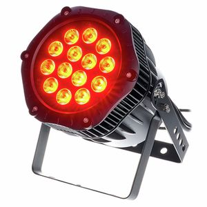 LED PAR 14x8W RGBW IP65 Varytec