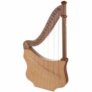 Lute Harp 22 Strings Thomann
