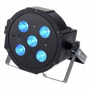 SePar Quad LED RGBW IR Fun Generation