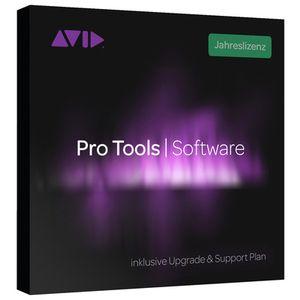Pro Tools Annual Subscription Avid