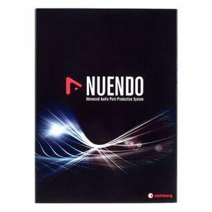 Nuendo 8 (GB,D,F,I,ES) Steinberg