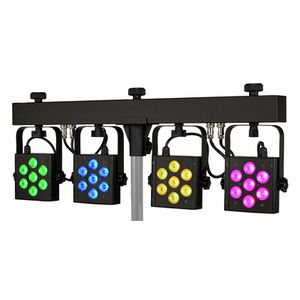 CLB5 RGB WW Compact LED Bar 5 Stairville