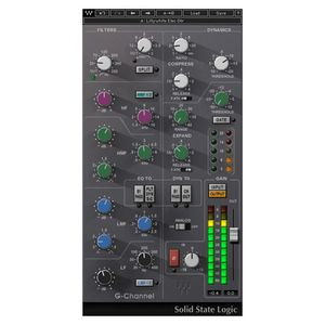 SSL G-Channel Waves
