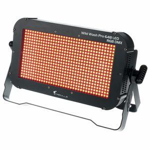 Wild Wash Pro 648 LED RGB DMX Stairville