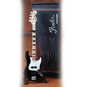 Fender Jazz Bass Black Axe Heaven