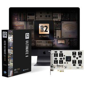 UAD-2 Octo Ultimate 8 Universal Audio