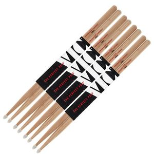 5BN Amer. Hickory Value Pack Vic Firth