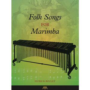 Folk Songs For Marimba Meredith Music