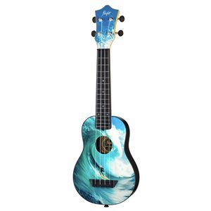 Surf Travel Soprano Ukulele Flight