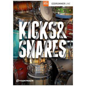 EZX Kicks & Snares Toontrack