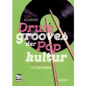 Drumgrooves der Popkultur Leu Verlag