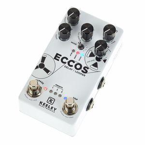 Eccos Delay / Looper Keeley