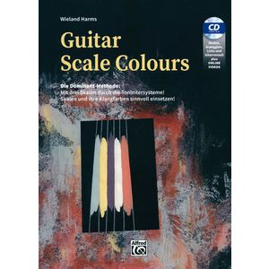 Guitar Scale Colours Alfred Music Publishing