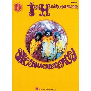 Jimi Hendrix Are You Drums Hal Leonard