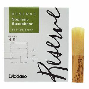 Reserve Soprano Saxophone 4.0 DAddario Woodwinds