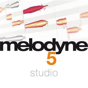 Melodyne 5 studio UD 3 studio Celemony