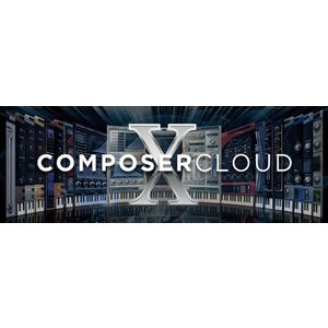 ComposerCloud X 1Y Subscript. EastWest