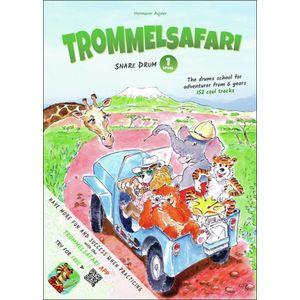 Trommelsafari Snare Drum 1 EN Trommelsafari.com