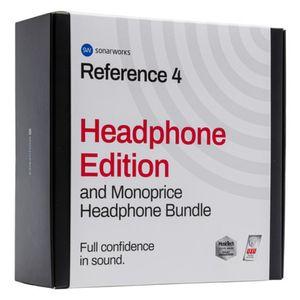 Monoprice Headphone Bundle Sonarworks