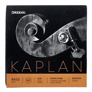 KS610-3/4M Kaplan Solo Bass Daddario