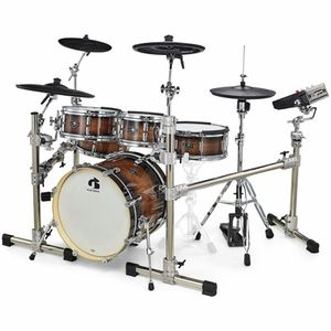 G9 E-Drum Set Pro L6 Walnut Gewa