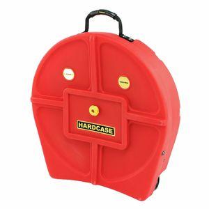 "22"" Cymbal Case Red Hardcase"