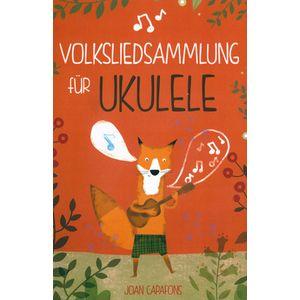 Volksliedersammlung Ukulele Joan Capafons