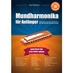 Mundharmonika for Anfänger Olaf Böhme