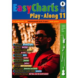 Easy Charts Play-Along 11 Music Factory