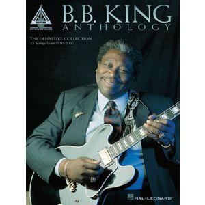 B.B. King Anthology Hal Leonard