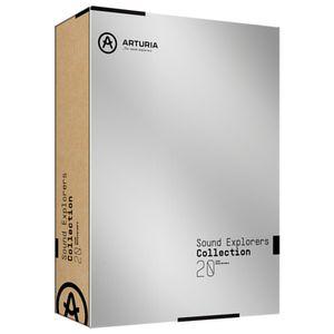 Sound Explorers Collection Arturia