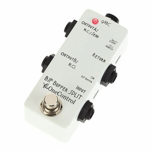 BJF Buffer Split Looper One Control