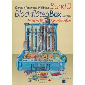 BlockflötenBox 3 Acanthus Music