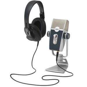 Podcaster Essentials Bundle AKG