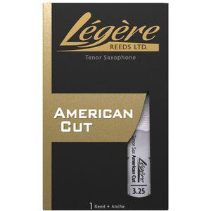 American Cut Tenor Sax 3.25 Legere