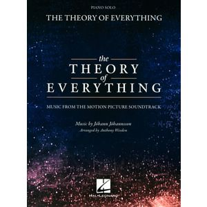The Theory Of Everything Piano Hal Leonard