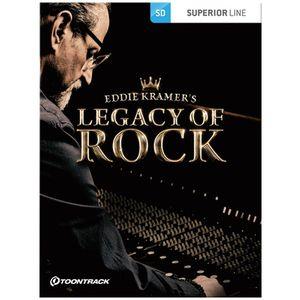 SDX Legacy Of Rock Toontrack
