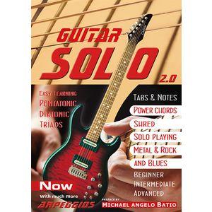 Guitar Solo Cosmic Energy Movement Verlag
