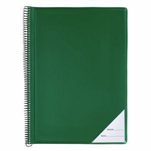 Music Folder 662a/20 Green Star
