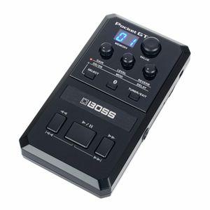 Pocket GT Guitar Multi-FX Boss