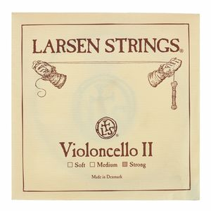 Cello Single String D Strong Larsen