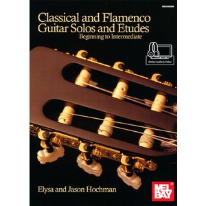 Classical And Flamenco Guitar Mel Bay