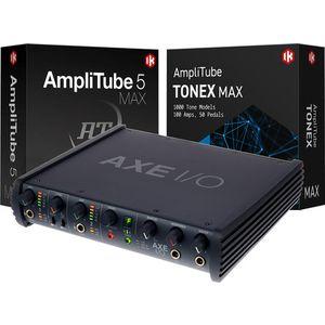 AXE I/O + AmpliTube 5 MAX IK Multimedia