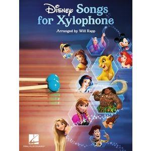Disney Songs For Xylophone Hal Leonard
