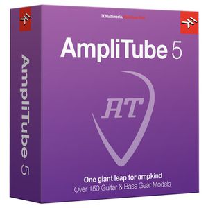 AmpliTube 5 Upgrade IK Multimedia