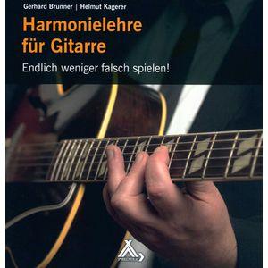 Harmonielehre für Gitarre Spurbuchverlag